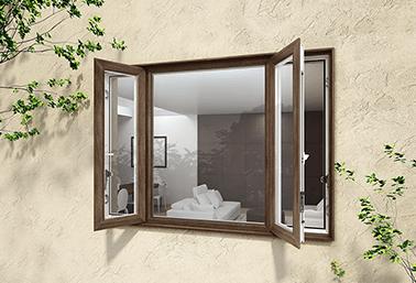 高性能樹脂窓 APW 330